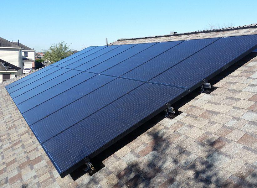 Baytown, TX solar