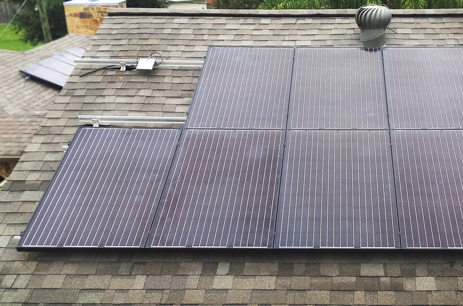 Cypress Houston Solar